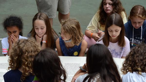 Reading the Torah