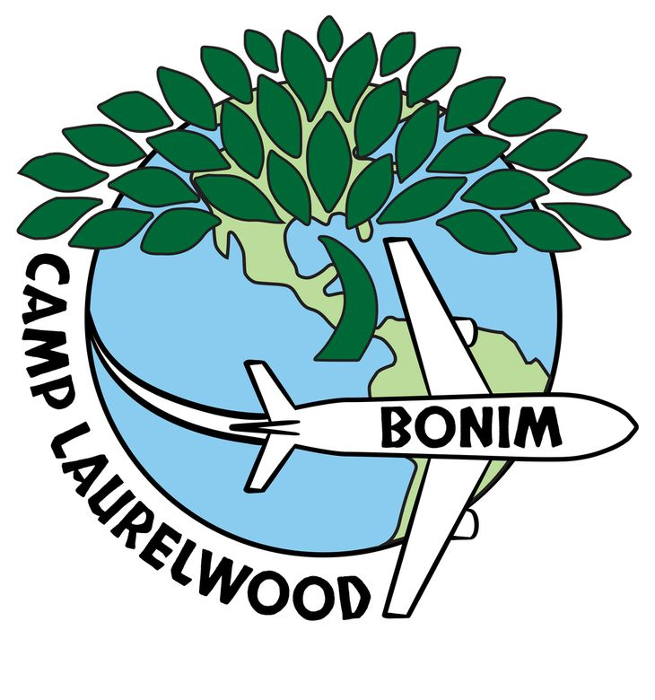 Camp Laurelwood Bonim Teen Travel Program Logo