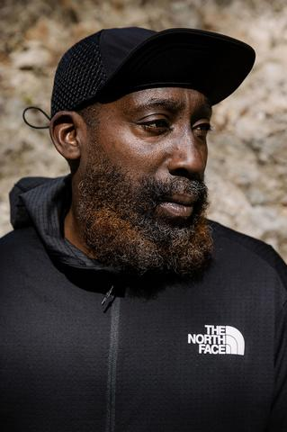 Hakim Davy, for The North Face.