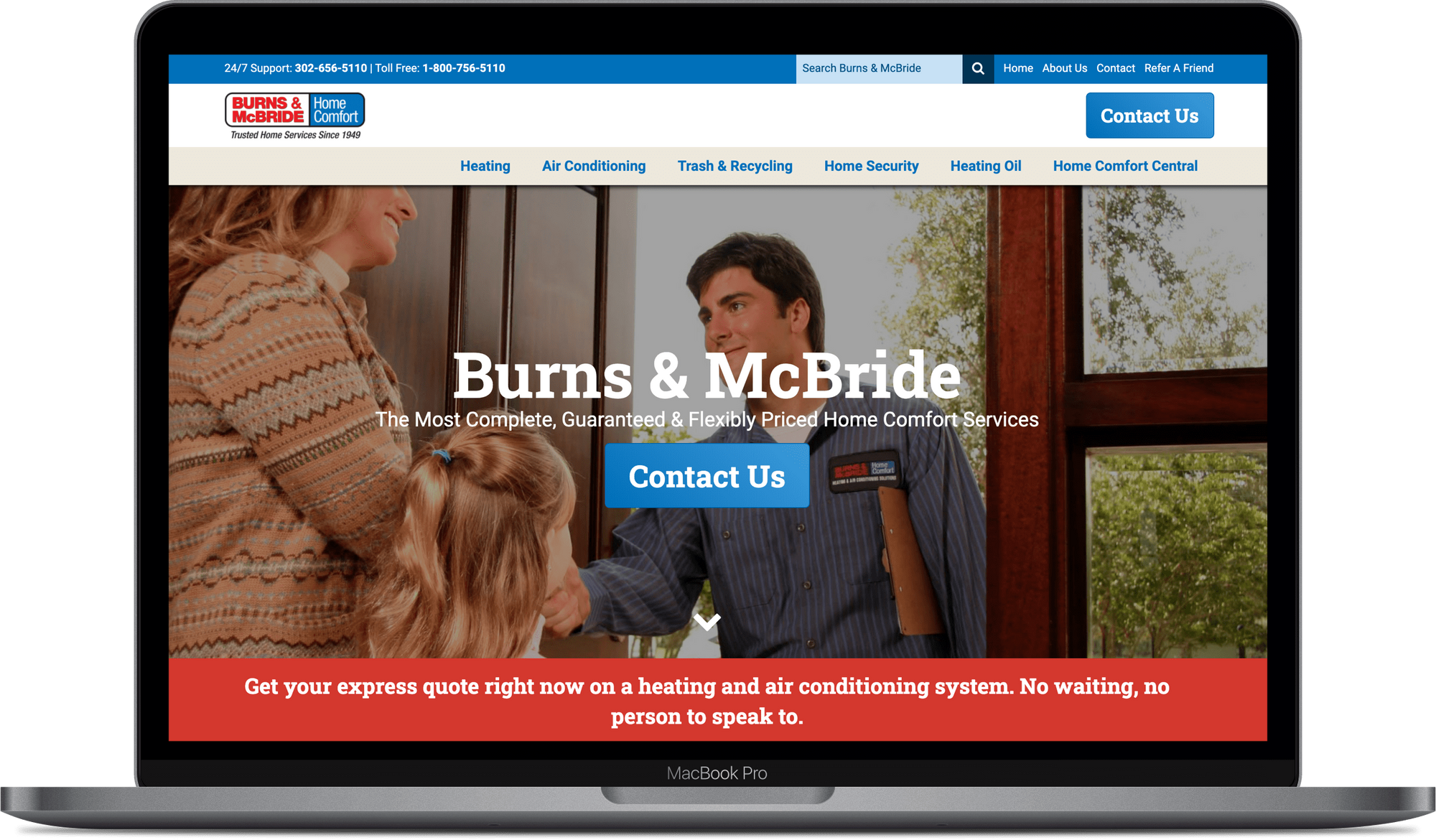 Burns & McBride Featured Image