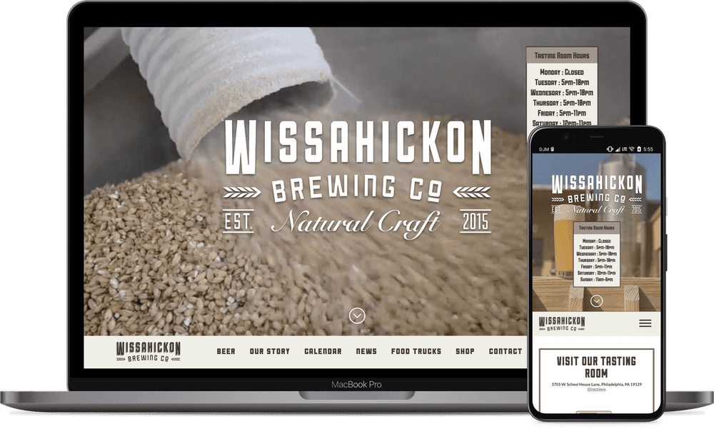Wissahickon Brewing Co. Featured Image