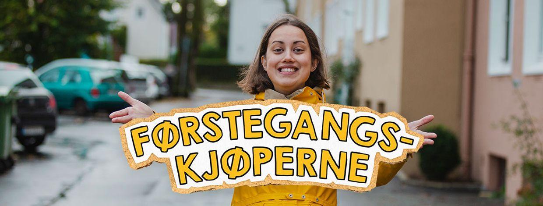 Marianne Helgesen fra Bate leder serien Førstegangskjøperne
