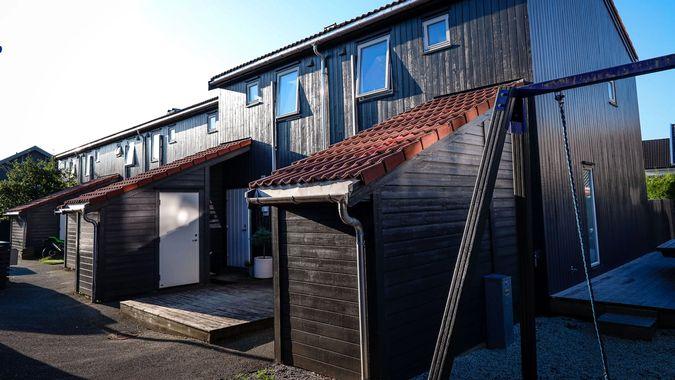 Borettslag med rekkehus på Gausel i Stavanger