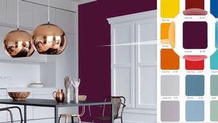 Bilde av fargekart - flügger farve