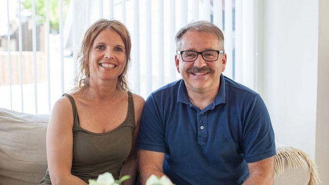 Kristine og Arild Otto Voll
