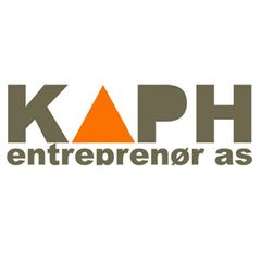 Kaph Entreprenør logo