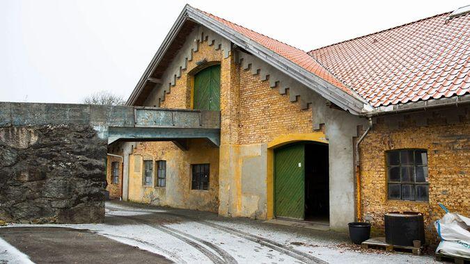 Køhlerlåven i Hillevåg