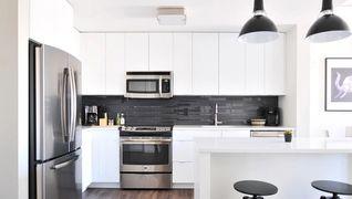 Kjøkken smart oppussing