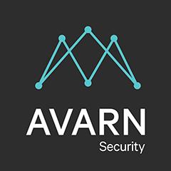 Avarn security logo
