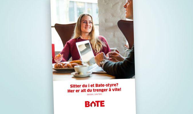 Bates brosjyre for nye styremedlemmer