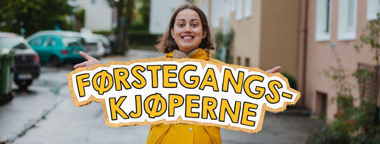 Marianne Helgesen fra Bate er programleder for Førstegangskjøperne