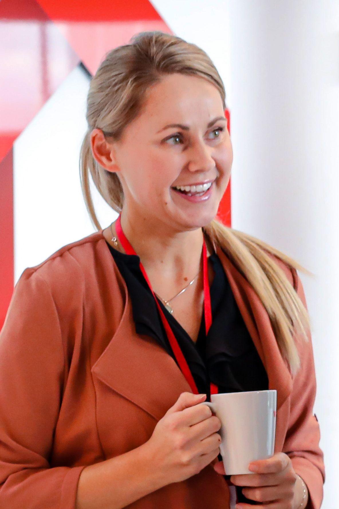Leder for kunderådgiverne i Bate, Liv Marie Stangeland