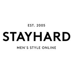 stayhard logo