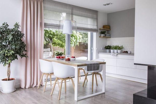 5 Kitchen Curtain Ideas To Spice Up Your Windows Curtains Up Blog Kwik Hang