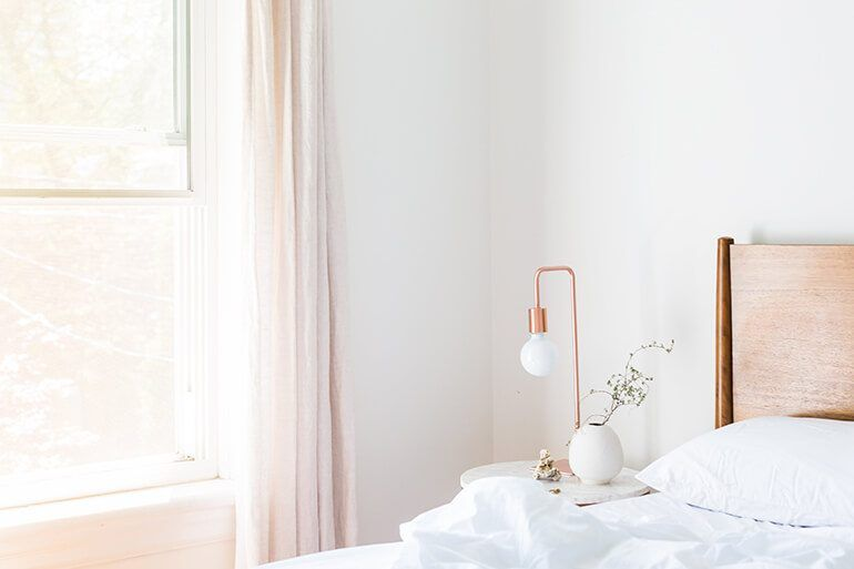 Window Treatments For Renters: How to Hang Curtains In Your Rental Apartment