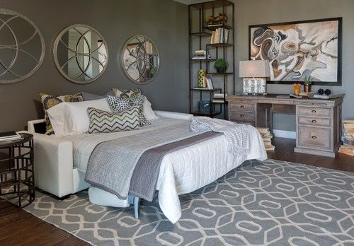 Invest in Multifunctional Furniture for a Home Office Guest Room