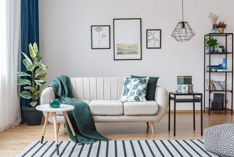 25 Apartment Decorating Ideas and Design Tips for Renters