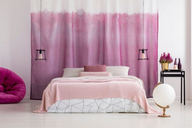 DIY Dip Dye Curtains: A Step-By-Step Tutorial