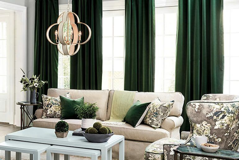 How to Hang Heavy Curtains (Plus a Solution That Will Work Better)
