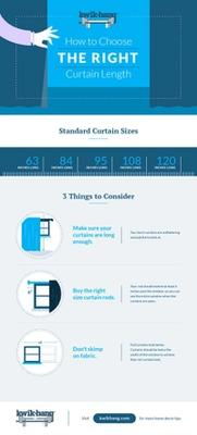 Standard Curtain Length Rules Guide