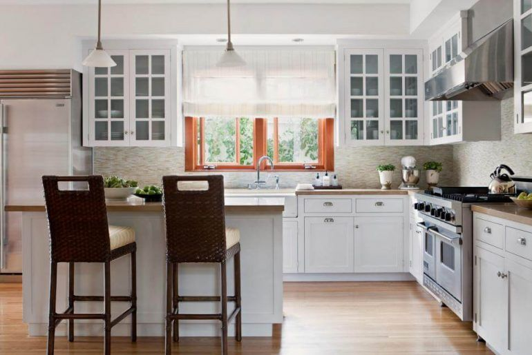 5 Kitchen Curtain Ideas to Spice Up Your Windows