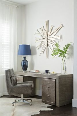 Take Advantage of Natural Light in Your Home Office Guest Room