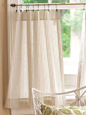 How To Hang Curtains In Your Al, How To Put Curtains On A Tension Rod