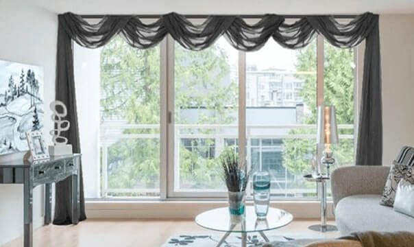 6 Curtain Ideas For Wide Windows, Curtain Ideas For Large Living Room Windows