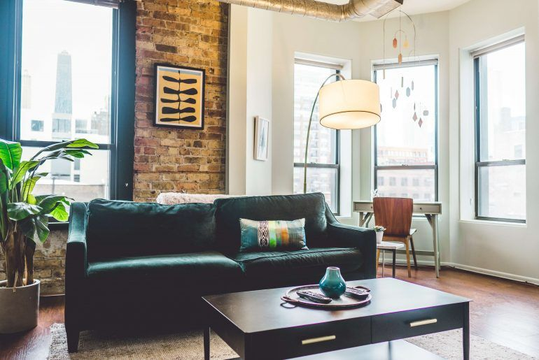8 Clever Ways to Make a Small Apartment Look Bigger