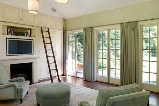 How to Hang Curtains On French Doors With Ease