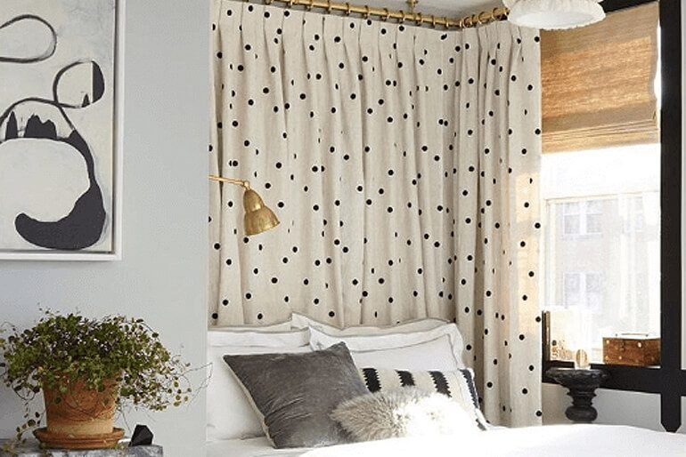 9 Different Ways to Hang Curtains and Spark Creativity