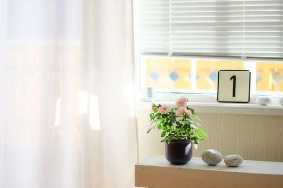How to Hang Curtains Over Blinds the Easy Way