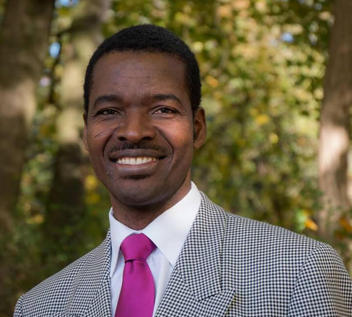 Rev. Dr. Moses Asaah