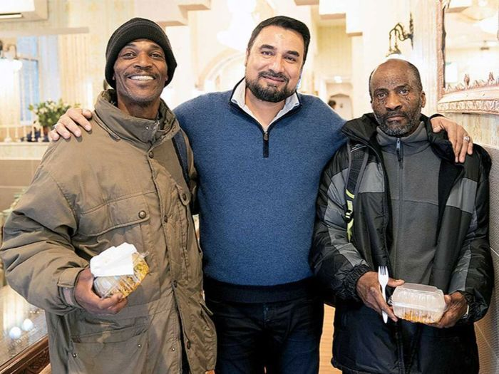 D.C. Restaurant Owner Famed for Feeding Homeless Faced Losing Business — Until Donations Poured In