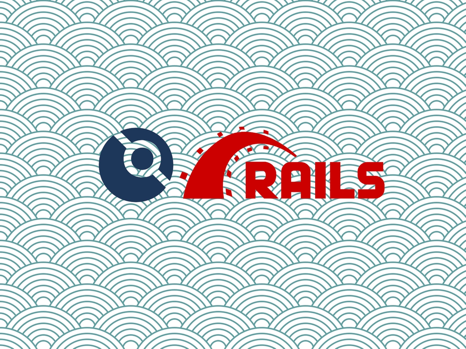 drone and rails