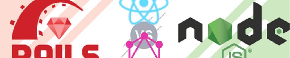rails - node - graphql - react