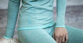 Trøye og tights fra Craft