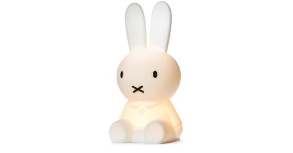 Miffy-lampe