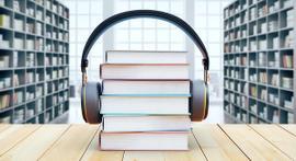 Lytt til lydbøker gratis i to uker