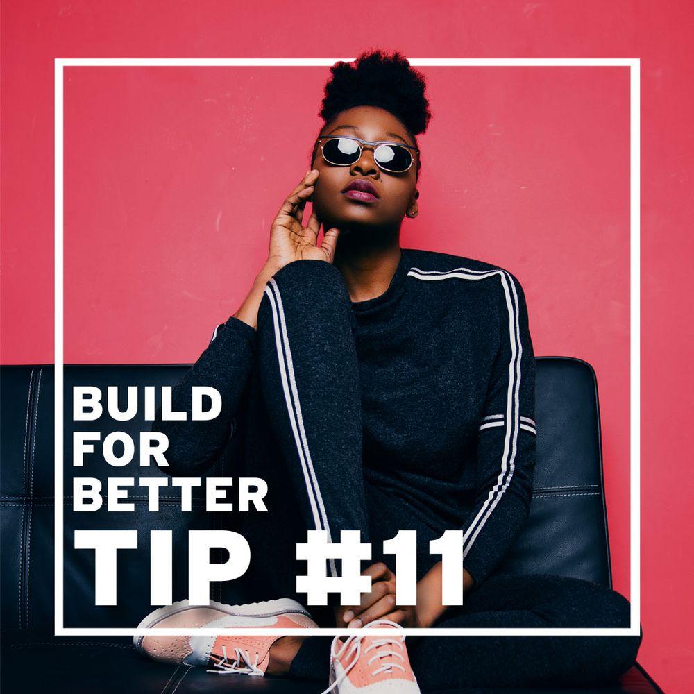 Tip #11 Declutter