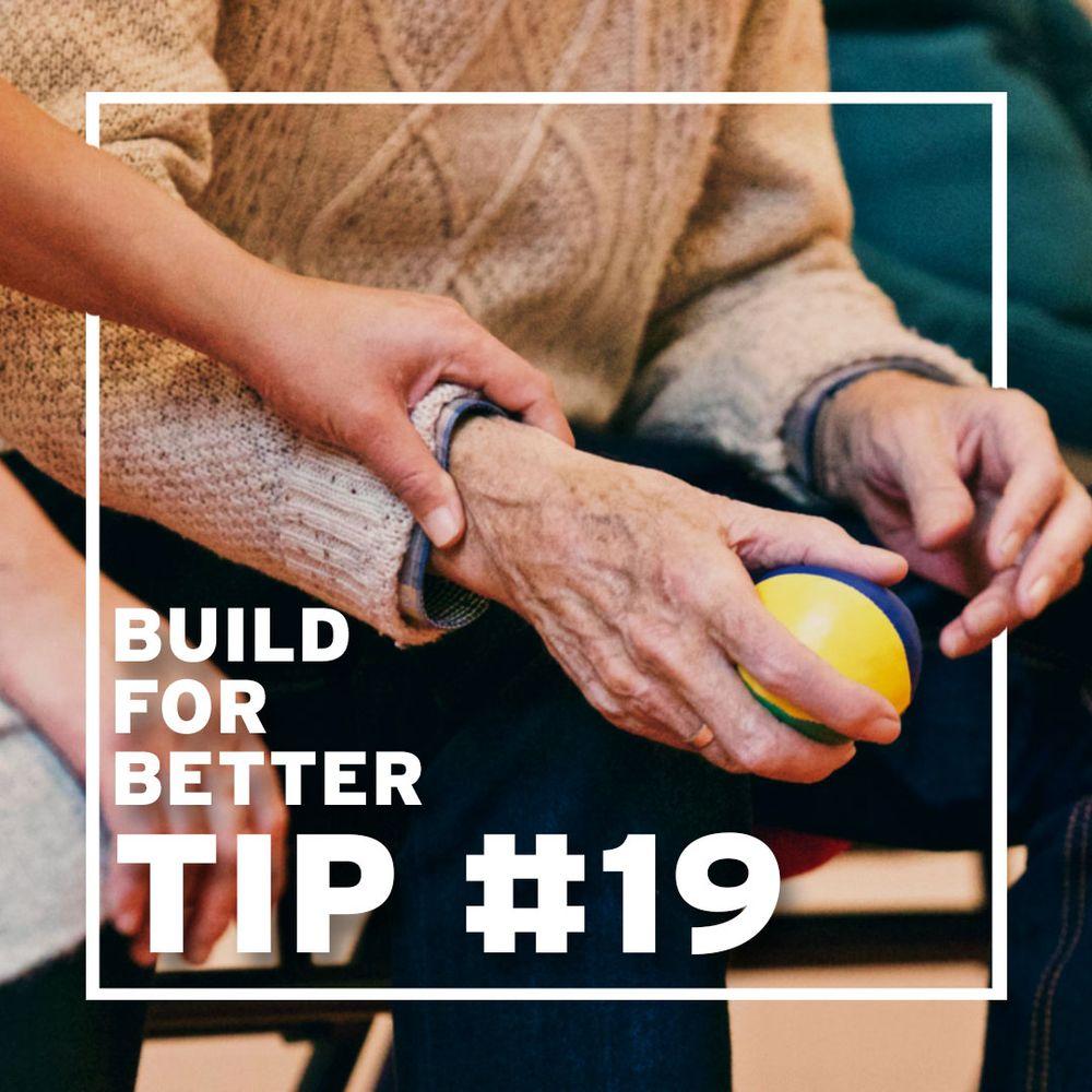 Tip #19 - Become a volunteer