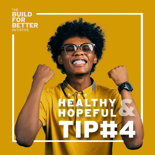 Healthy & Hopeful: Tip#4