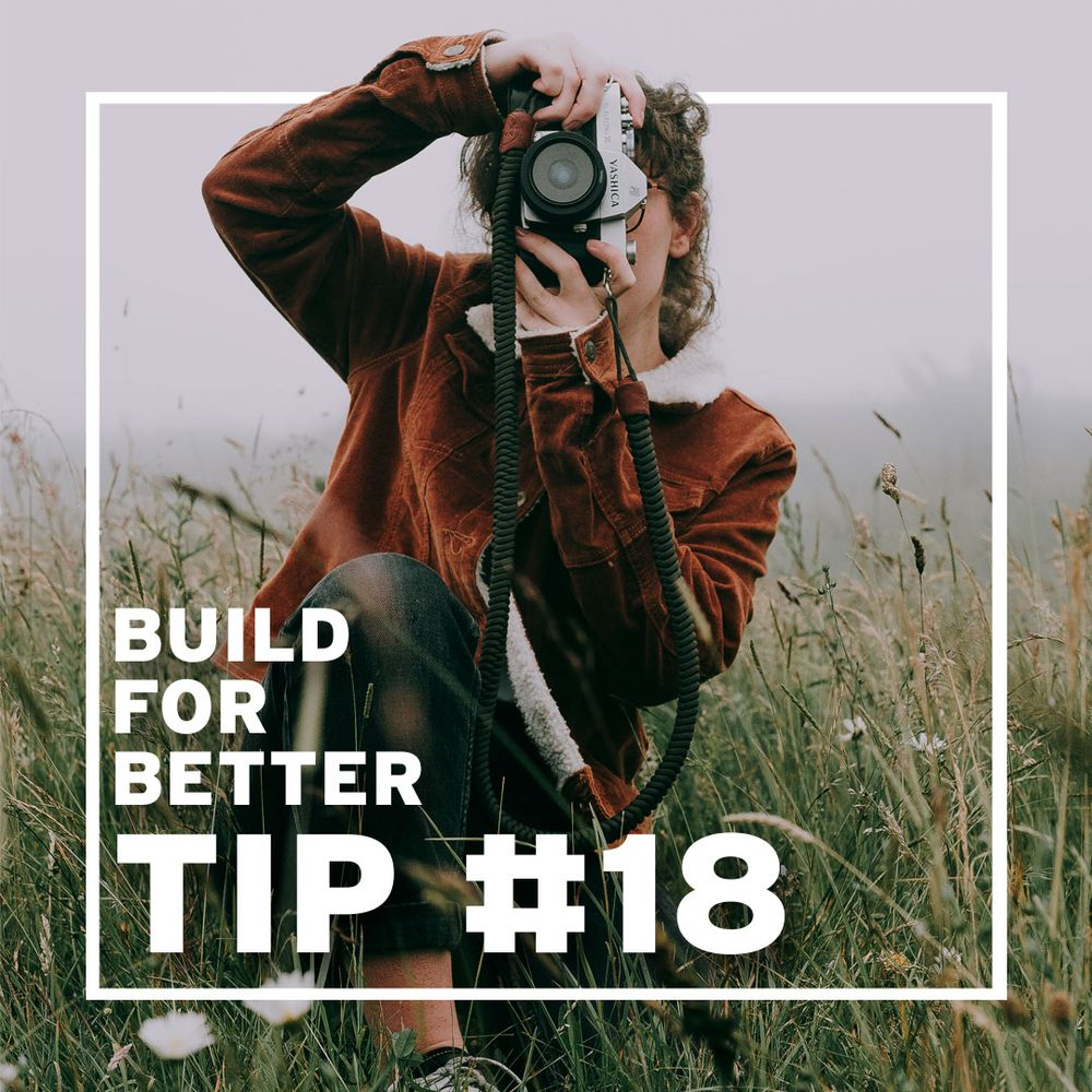 Tip #18 - Take a walk on the wild side