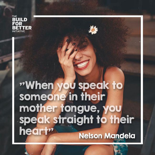 #GOODVIBESRSA - LEARN TO SAY HELLO