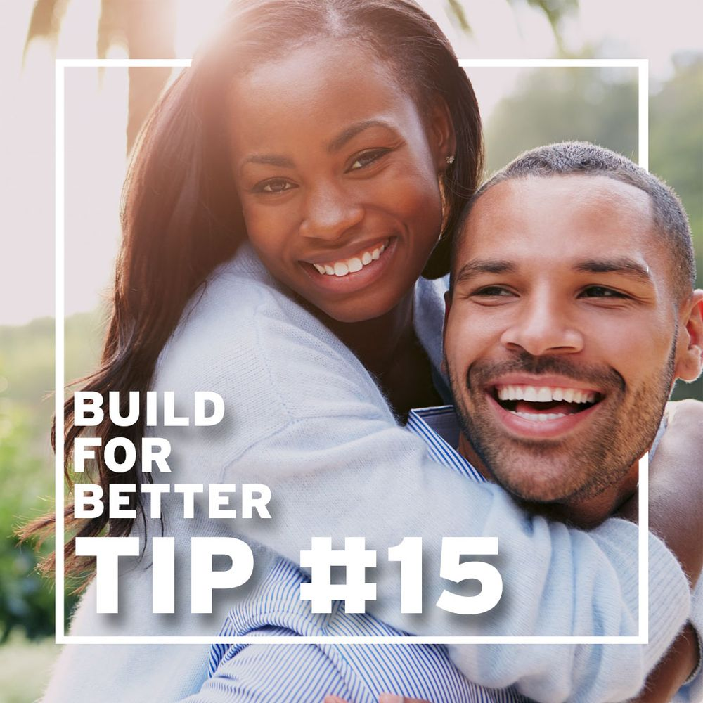 Tip #15 - Exercise your smile.