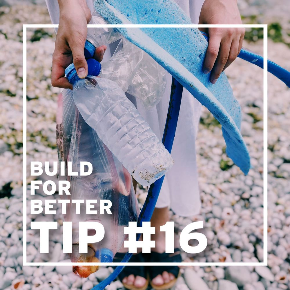 Tip #16 - Tidy Up