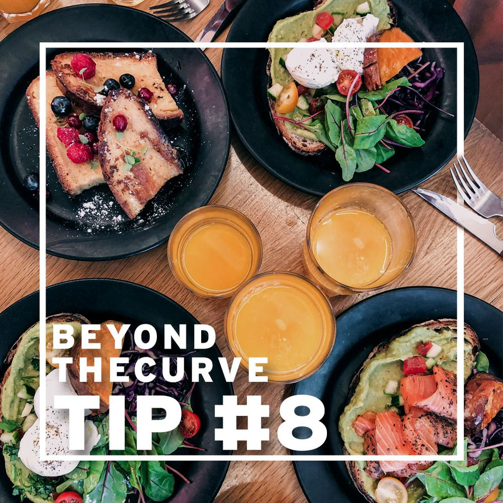 Beyond the curve tip#8 - Superfoods