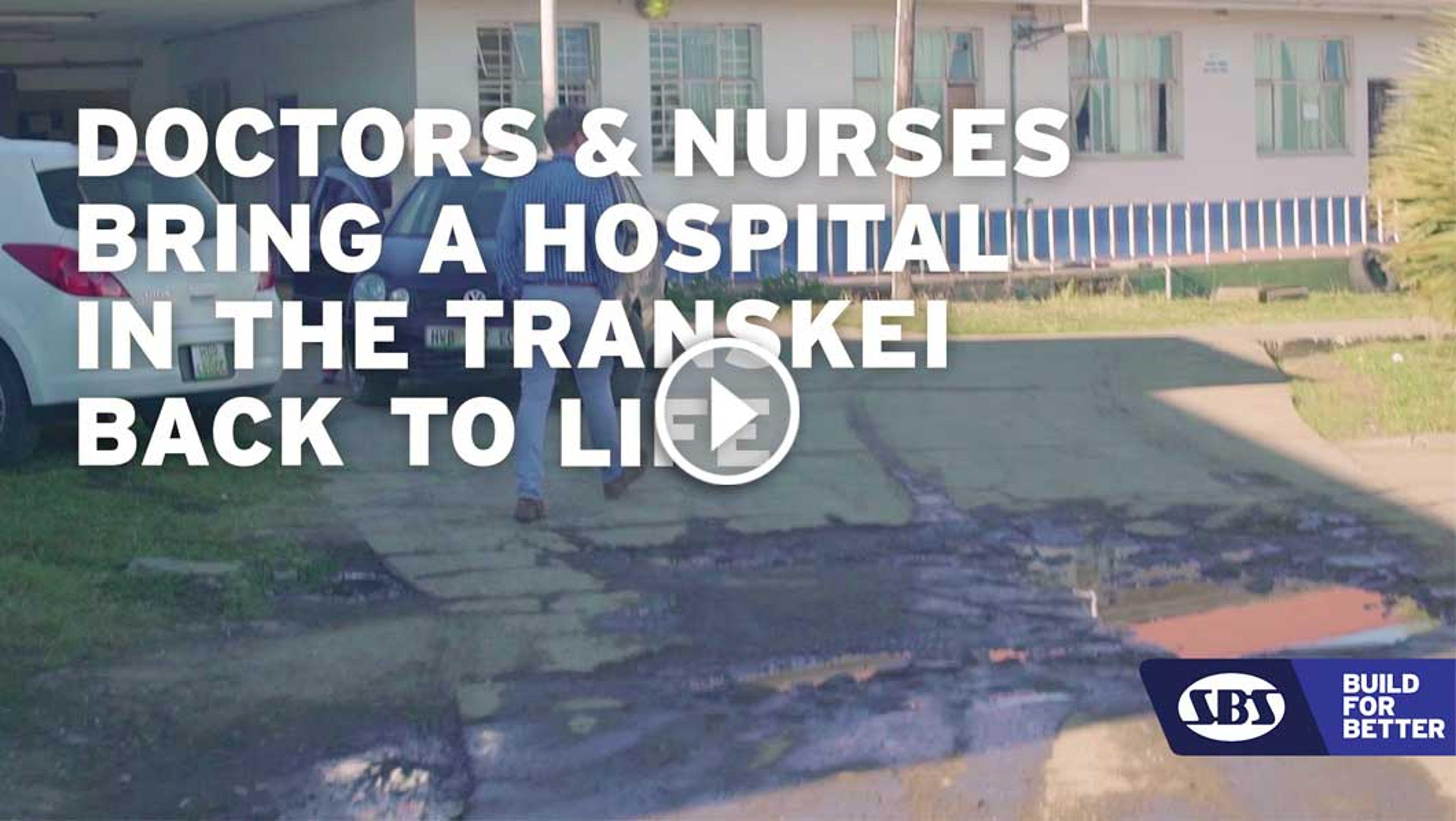 Madwaleni Hospital