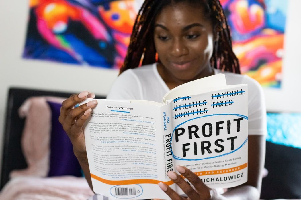 African American Financial Blogger