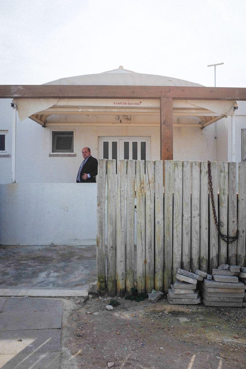 Strandhaus in der Nähe von Lissabon